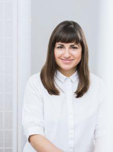 Diversity Trainerin Floria Moghimi